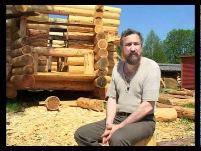Ремесло 68: Деревянное зодчество 2