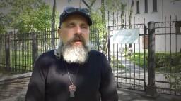 Экстрасенс (чёрный маг) Дмитрий Дульский об энергетических местах Киева Кириловская Церковь
