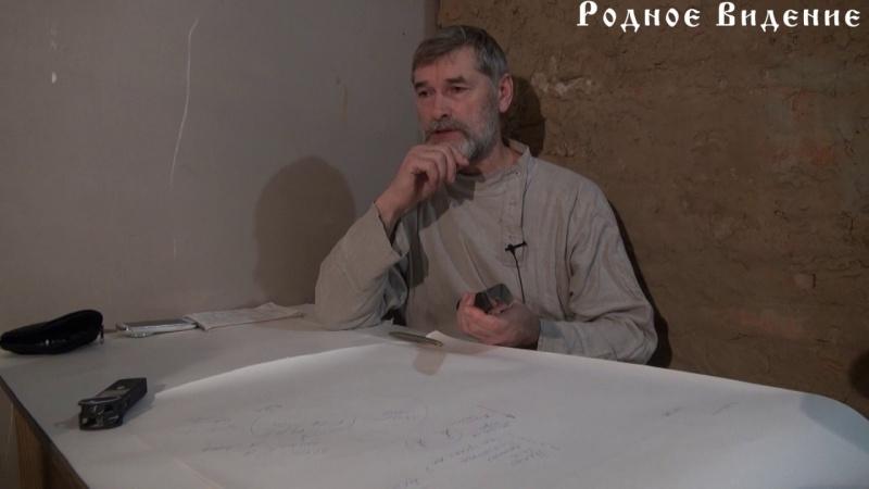Виктор Иванович Чулкин. Интервью Родному Видению ч. 2я