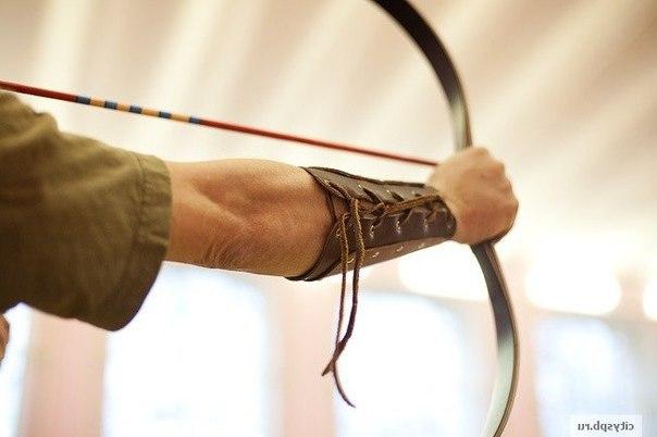 Краги своими руками для стрельбы из лука 31