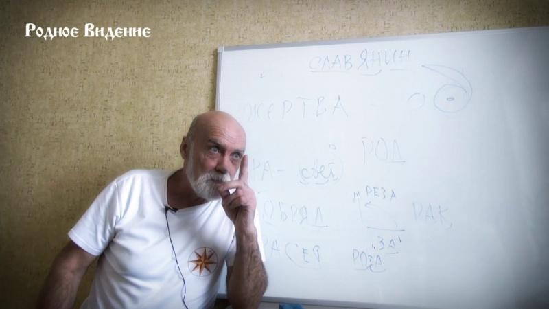 Игорь Вышин на Родном Видении. Часть 2