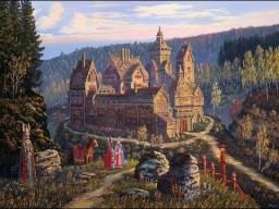 Ведические символы русского зодчества в архитектуре города Самара - автор Бажанов Самара