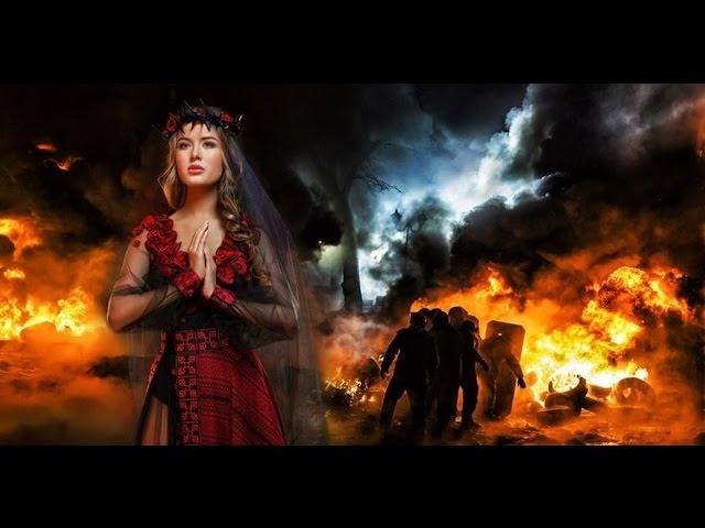 РУСЬ 2.0 Украине ! Лучший клип 2017 Россия своих не бросает! Обиды не держит славянский народ!