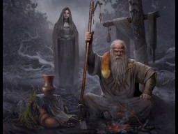 Пророчество о жреце первичного огня священного капища инглии