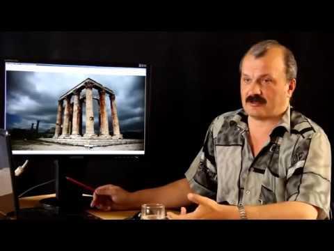Поддельные храмы Древней Греции. Алексей Кунгуров
