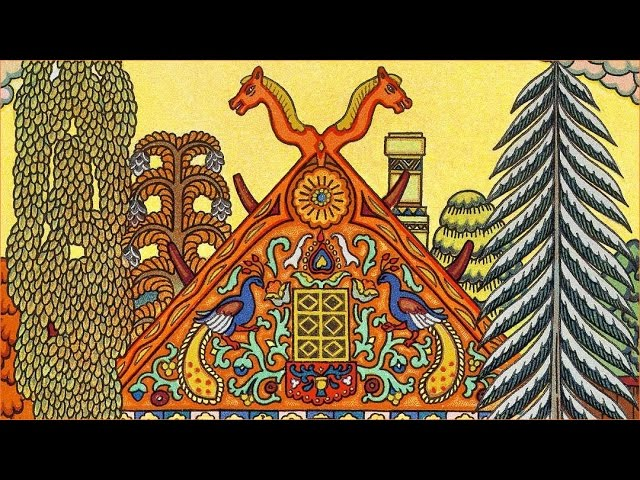 Сказки Пушкина в иллюстрациях Зворыкина Бориса Васильевича