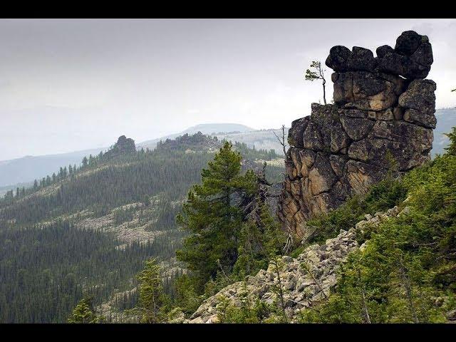 Н Субботин Неизвестные цивилизации Уральских гор