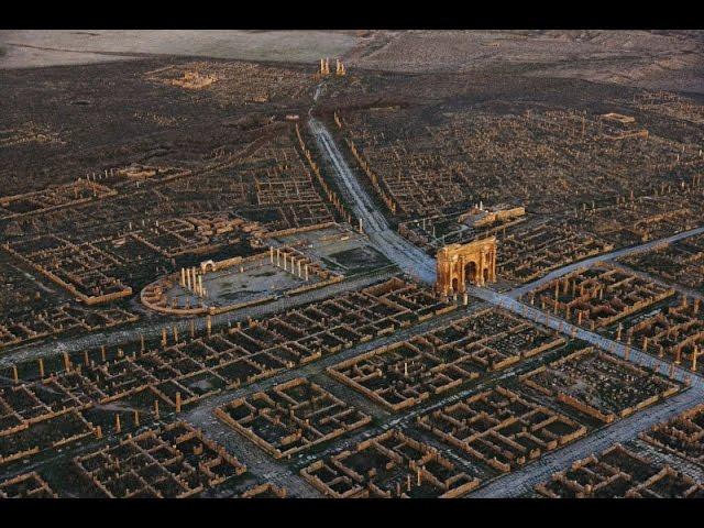 Однотипные античные здания по всему миру в 17 веке