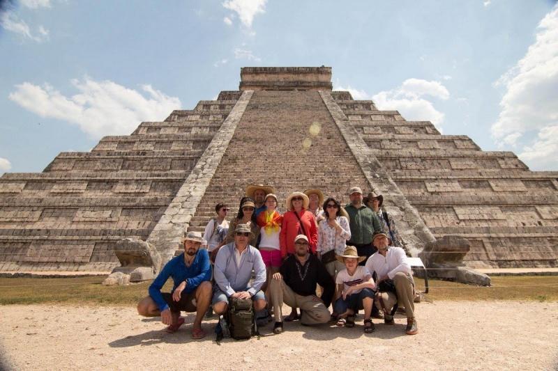 Боги и люди древней Мексики. Отчёт. Виталий Сундаков