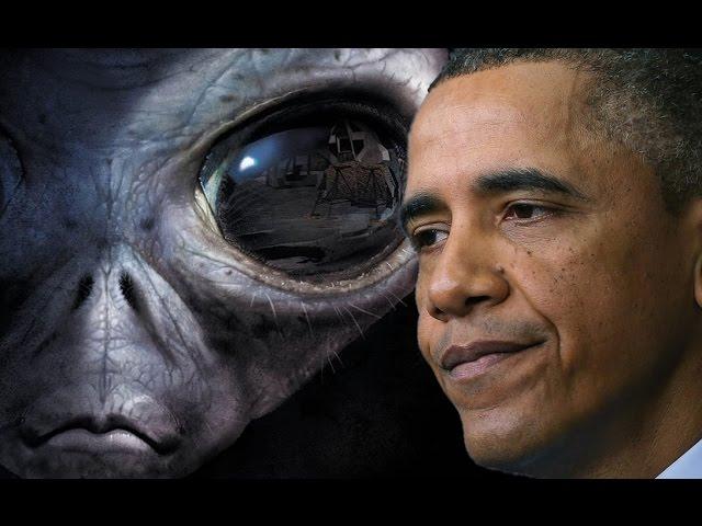 НЛО тайно управляет человечеством / Контакты инопланетян с президентами