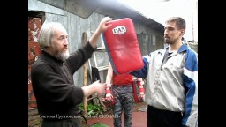 Русский кулачный бой. Скобарь
