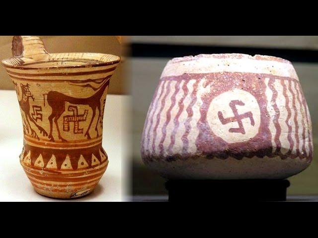 Свастика на древних артефактах старше Гитлера и нацистов