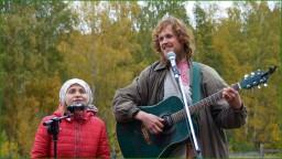 Венчание Алексея и Аллы в Добрыне - поздравление из Родового селения Кедры Синегорья