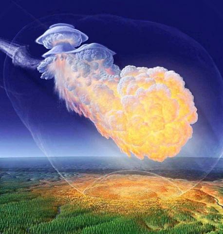 Чем был Тунгусский метеорит