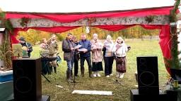 Ой лели лели лей на венчании Алексея и Аллы в Родовом поселении Добрыня