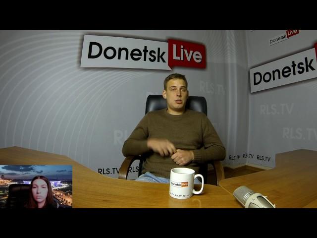 Donetsk Live №475: Витторио-Никола Ранджелони