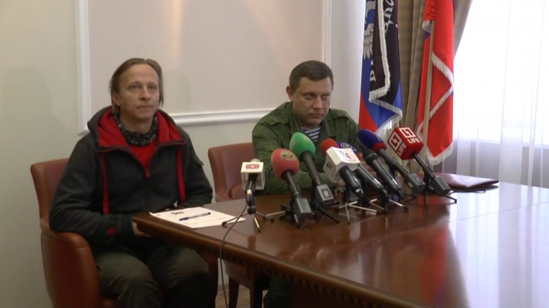 Стоит посмотреть: Охлобыстин- гражданин ДНР